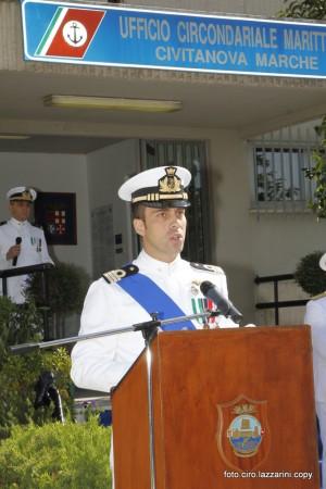 L'ex Comandante Giuseppe Biasco. Per lui un nuovo incarico a Pescara