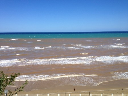 Mare in Puglia