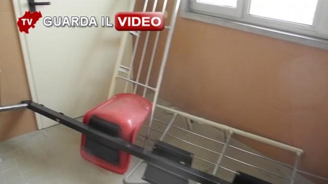 Guarda il video con le immagini del sesto piano dell'ospedale di Macerata