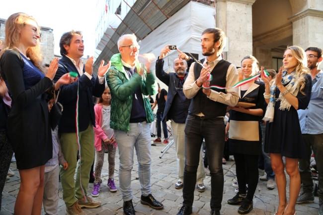 """Sabato l'inaugurazione di """"Di Gusto Italiano"""", ex bar Pompei"""