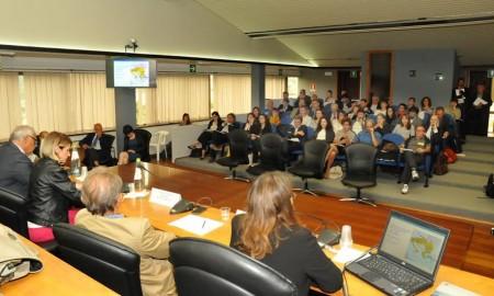 La sessione dei lavori per la programmazione strategica della Macroregione