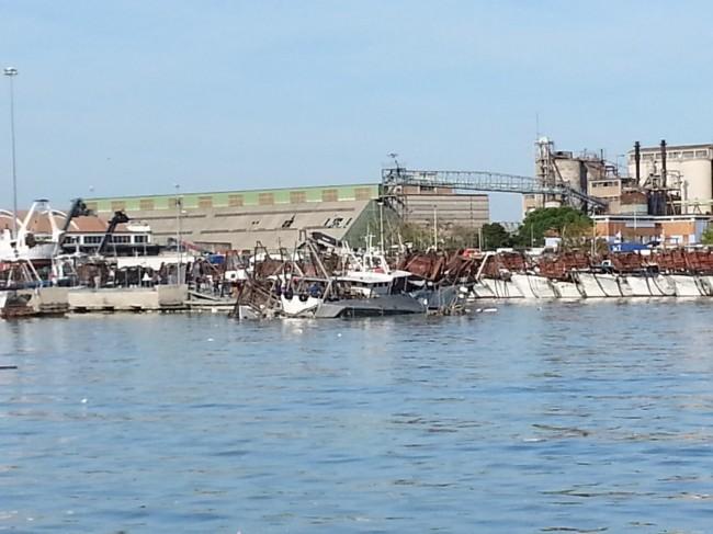 maltempo porto ancona (2)