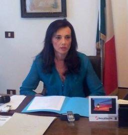 Sabrina Montali, sindaco di Porto Recanati