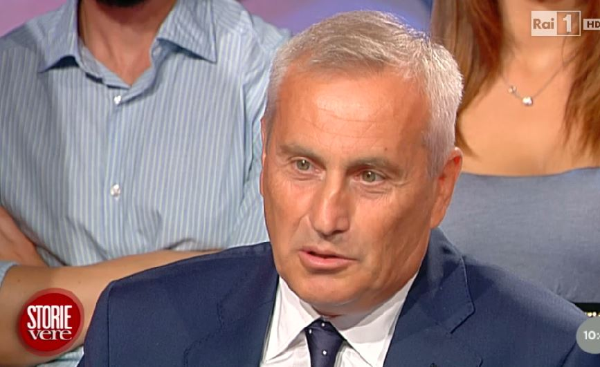 L'avvocato Sandro Giustozzi