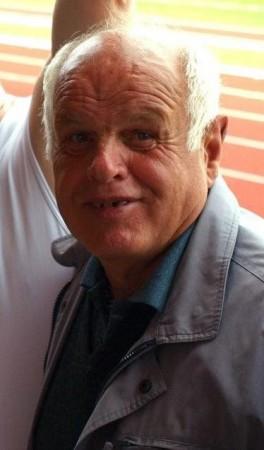 Francesco Piermattei durante una partita della Maceratese