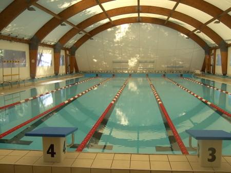 La piscina di viale Don Bosco