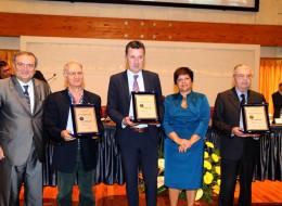 I vincitori del Premio Etica dell'Amministrazione provinciale