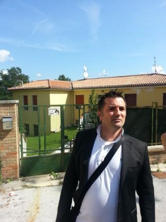 L'avvocato Riccioni