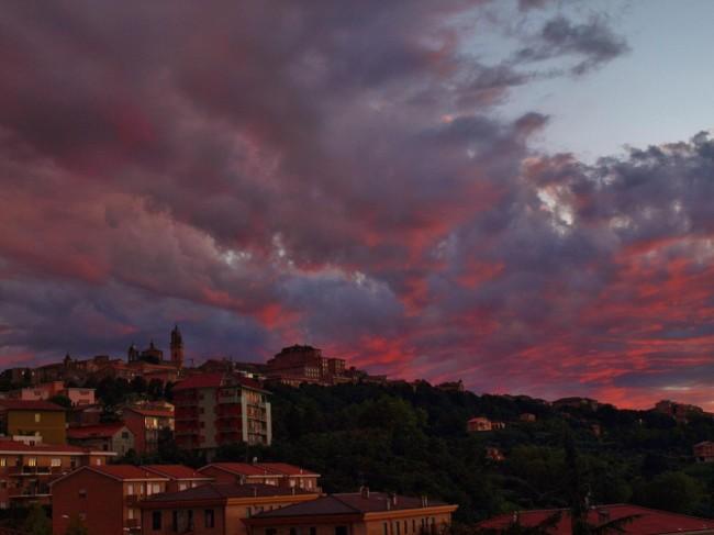 tramonto speranza