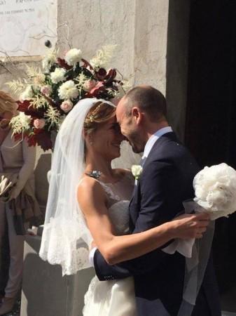Andrea Rizzoli e Alice Bellagamba