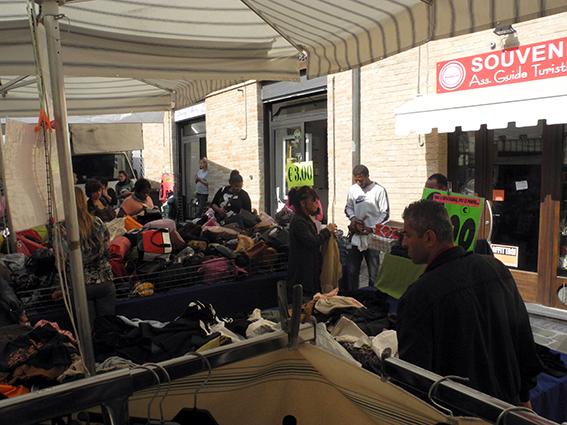 Commercianti Piazza Mazzini protesta (4)