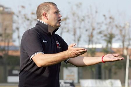 Antonio Mecomonaco, allenatore della Civitanovese