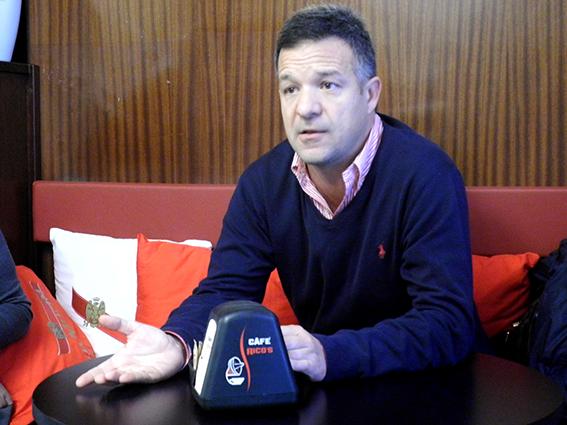 Fabrizio Nascimbeni, consigliere di Macerata è nel Cuore