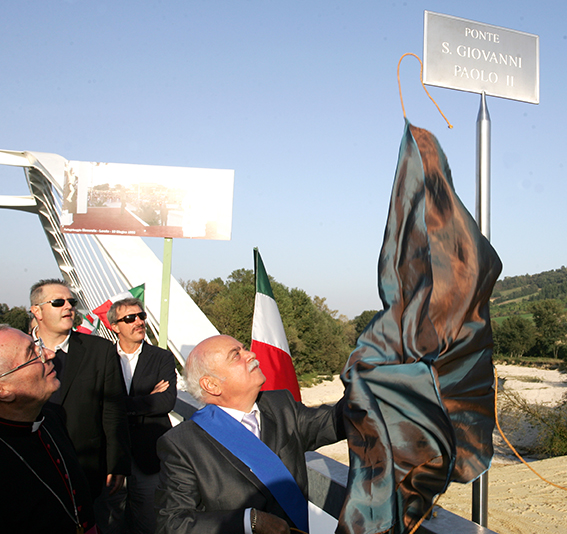 Pettinari_Inaugurazione ponte Villa Potenza