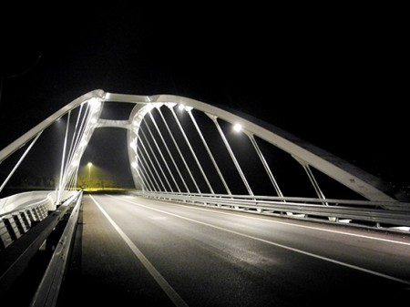 Ponte Villa Potenza Notturna