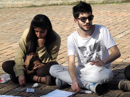 Protesta Studenti Macerata 2014 (10)