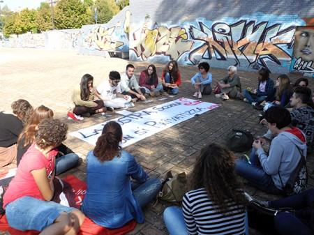 Protesta Studenti Macerata 2014 (7)