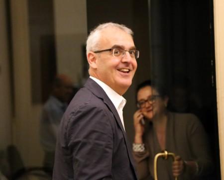La soddisfazione del sindaco Carancini dopo la firma