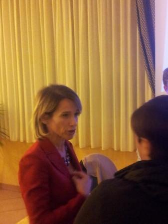 Presente anche l'assessore regionale Paola Giorgi