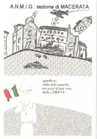 cartolina liberazione