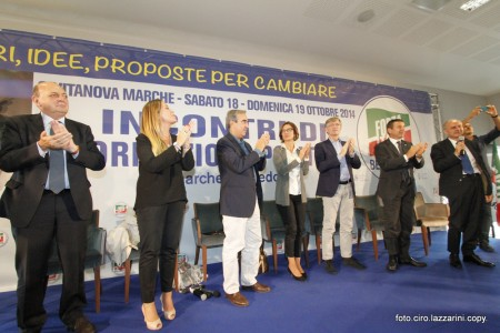 congresso forza italia (6)