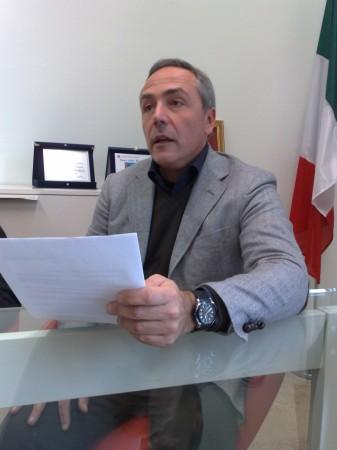 Giovanni Corallini consigliere comunale Libera