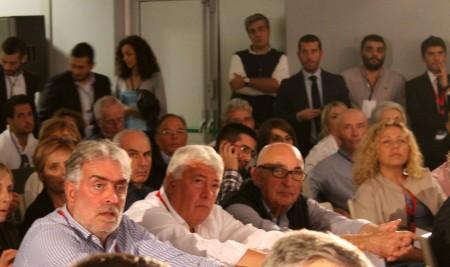 Ottavio Brini, durante la convention l'annuncio del suo ritorno in Forza Italia
