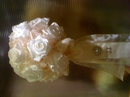 Uno dei bouquet realizzati dalla Simsee