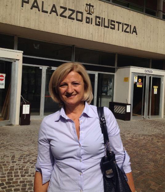 L'avvocato Leide Polci, che assiste la famiglia di Vissani