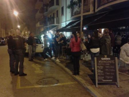 polizia notte locali (1)