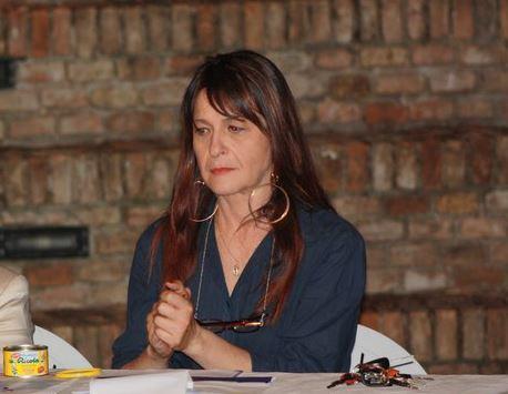 Antonella Cicconi, segretario del Pd di Porto Recanati