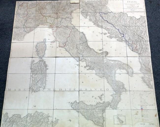Cartina Marche Italia - Pink Floyd (6)