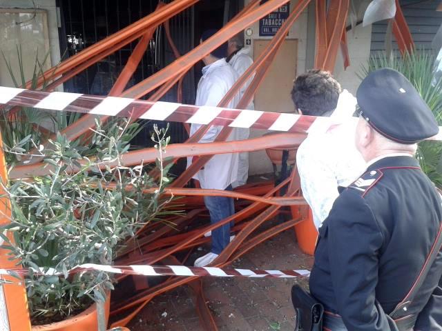 Esplosione bar Torresi Potenza Picena (4)