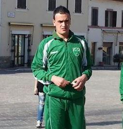 Il giocatore Ivo Paoletti