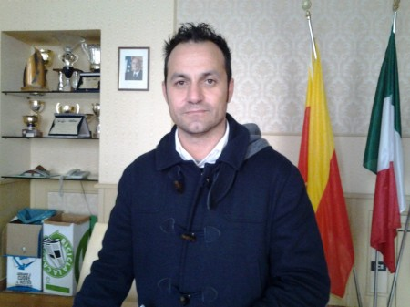Luciano Diomedi - presidente dell'ordine dei farmacisti e direttore della farmacia comunale numero 2