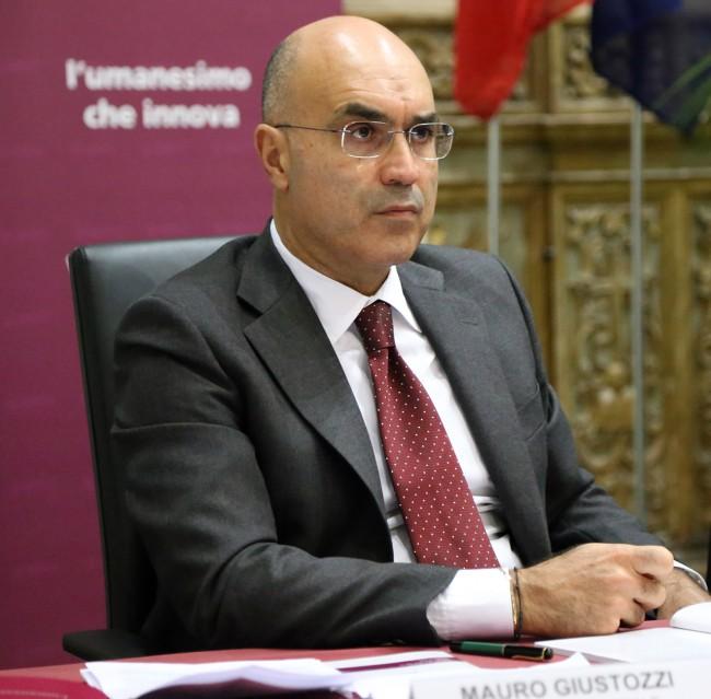 Mauro Giustozzi, direttore generale