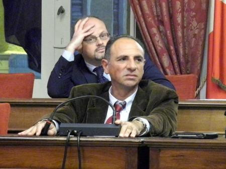 L'assessore Luciano Pantanetti