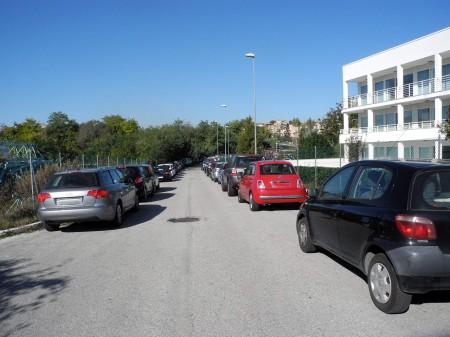 Parcheggi Scienze della Formazione Macerata (1)