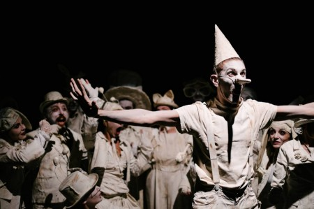 Ultime Notizie: Festival Macerata Teatro, in scena ?Pinocchio?