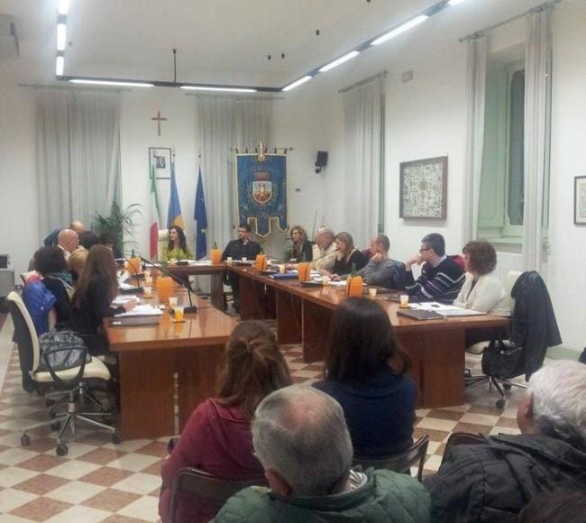 Il consiglio comunale di Porto Recanati