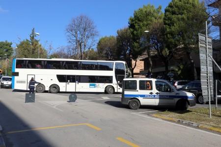 Uomo investito Via Spalato Macerata (3)