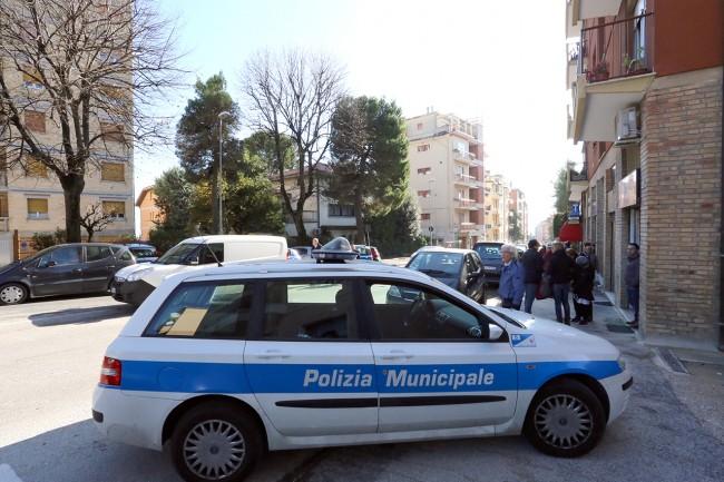 Uomo investito Via Spalato Macerata (4)