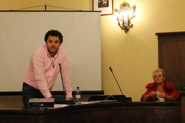 L'assessore Francesco Micucci