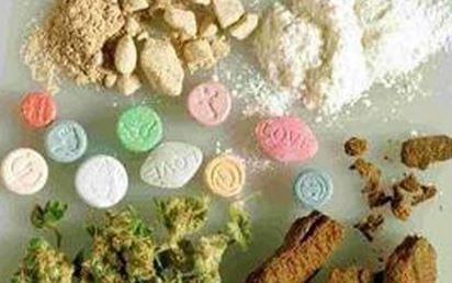 ecstasy e droghe