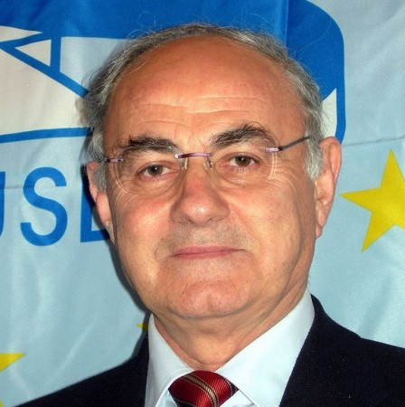 Il presidente dell'Adusbef Elio Lannutti