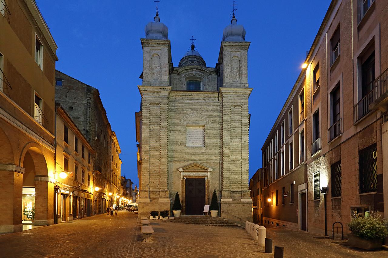 facciata chiesa san filippo