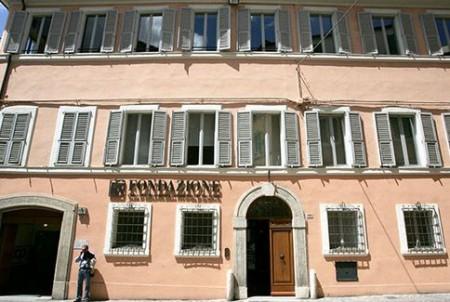 La sede della Fondazione Carima