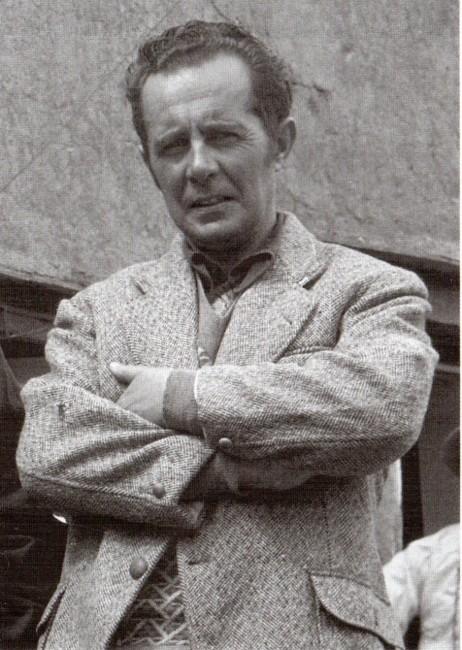 L'esplosatore Giuseppe Tucci