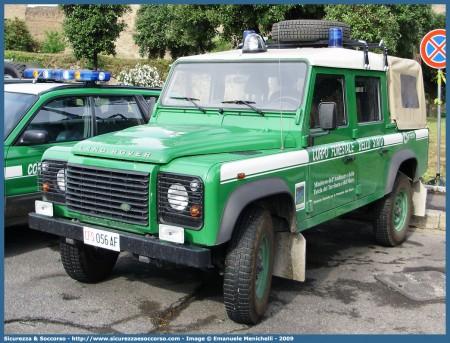 Il Land Rover dei Sibillini