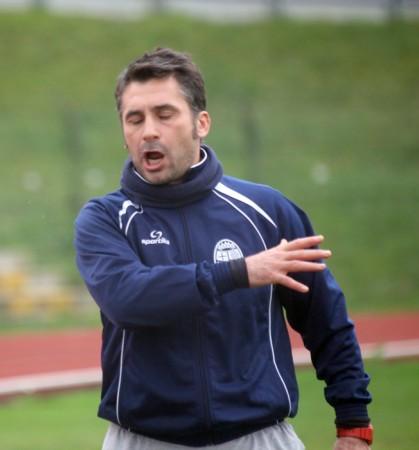 Giuseppe Magi, allenatore della Maceratese